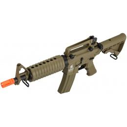 Lancer Tactical M933 Commando G2 Field AEG Airsoft Rifle - DARK EARTH