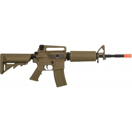 Lancer Tactical Gen. 2 M4A1 LT-03T Airsoft Gun AEG Rifle - DARK EARTH