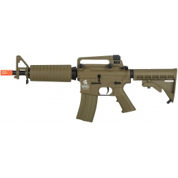 Lancer Tactical M933 Commando G2 L-FPS AEG Airsoft Rifle - DARK EARTH
