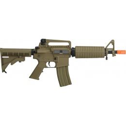 Lancer Tactical M933 Commando G2 L-FPS AEG Airsoft Rifle - DARK EARTH