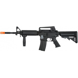 Lancer Tactical Gen. 2 M4 RIS LT-04B Airsoft Gun AEG Rifle - BLACK