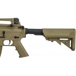Lancer Tactical Gen. 2 M4 RIS LT-04T Airsoft Gun AEG Rifle - DARK EARTH