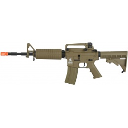 Lancer Tactical G2 M4A1 LT-06T Carbine Airsoft AEG Rifle - DARK EARTH