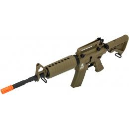 Lancer Tactical G2 M4A1 LT-06T Carbine Airsoft AEG Rifle - DARK EARTH