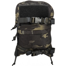 TMC Airsoft Mini MOLLE Hydration Pack - CAMO BLACK