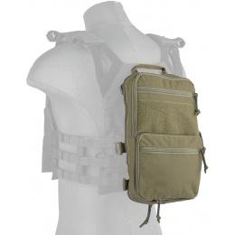 TMC Tactical Expandable Hydration Flatpack - RANGER GREEN