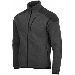 5.11 Tactical Polyester Full Zip Fleece Sweater - GUNPOWDER