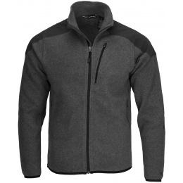 5.11 Tactical Polyester Full Zip Fleece Sweater - GUNPOWDER