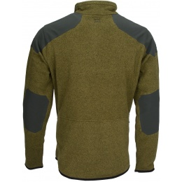 5.11 Tactical Polyester Full Zip Fleece Sweater - FIELD GREEN