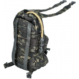 TMC Tactical Modular 3 Liter Hydration Pack - CAMO BLACK