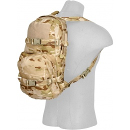 TMC Tactical Modular 3 Liter Hydration Pack - CAMO ARID