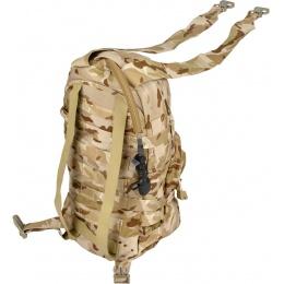 TMC Tactical Modular 3 Liter Hydration Pack - CAMO ARID
