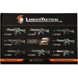 Lancer Tactical MK 18 MOD 0 G2 Field AEG Airsoft Rifle - DARK EARTH