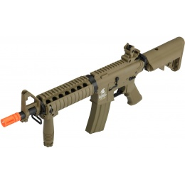 Lancer Tactical MK 18 MOD 0 G2 Field AEG Airsoft Rifle - DARK EARTH