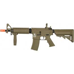 Lancer Tactical MK 18 MOD 0 G2 Low FPS AEG Airsoft Rifle - DARK EARTH