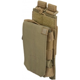 5.11 Tactical AR Bungee Retention Cover Flap Single - SANDSTONE