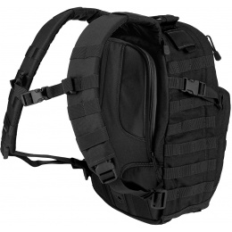 5.11 Tactical RUSH12™ 1050D Nylon MOLLE Backpack - BLACK