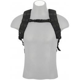 5.11 Tactical RUSH12™ 1050D Nylon MOLLE Backpack - BLACK