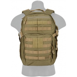 5.11 Tactical RUSH12™ 1050D Nylon MOLLE Backpack - SANDSTONE