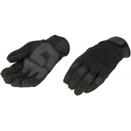 5.11 Tactical Reinforced Stretch Nylon TAC A2 Gloves - BLACK