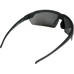 5.11 Tactical ACCELAR 3-Lens Shooting Glasses - BLACK