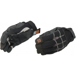 5.11 Tactical Station Grip Heavy Duty Nylon Gloves - BLACK
