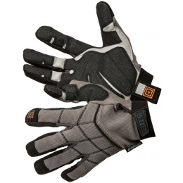 5.11 Tactical Station Grip Heavy Duty Nylon Gloves - STORM
