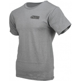 5.11 Tactical Premium Mobility Dragon T-Shirt - GREY HEATHER