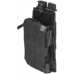 5.11 Tactical Single M4 Bungee Magazine Pouch - BLACK