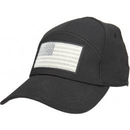 5.11 Tactical Operator 2.0 A-FLEX Patriotic Cap - BLACK