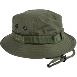 5.11 Tactical Outdoor Rip Stop TDU Boonie Hat - OD GREEN