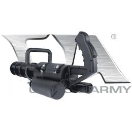 Classic Army M132 Microgun Green Gas / HPA Powered Airsoft Gun