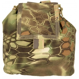 AMA Airsoft Foldable Dump Pouch - MANDRAKE
