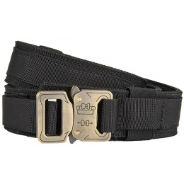 AMA Airsoft Hard 1.5-Inch Shooter Belt - BLACK