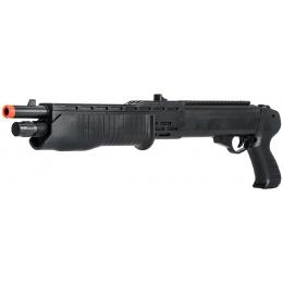UK Arms Tactical Airsoft Spring Shotgun in Poly Bag - BLACK