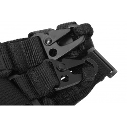 G-Force OpSpec Tactical 3-Point Adjustable CQB Sling BLACK - [DT206B]