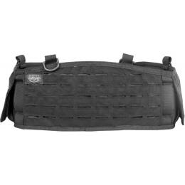 Valken MOLLE Vest Tactical Web Battlebelt LC - BLACK
