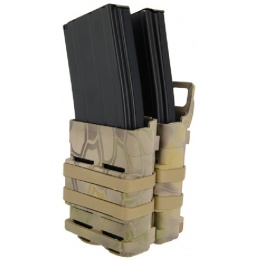 AMA Airsoft Quick Double M4/M16 Magazine Pouch - MDK