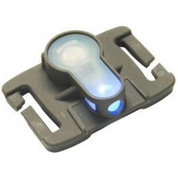 AMA Airsoft Tactical MOLLE System Strobe light - BLUE/ FG