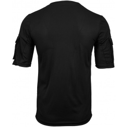Lancer Tactical Specialist Adhesion Arms T-Shirt - BLACK