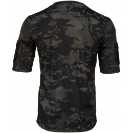 Lancer Tactical Specialist Adhesion Arms T-Shirt - CAMO BLACK