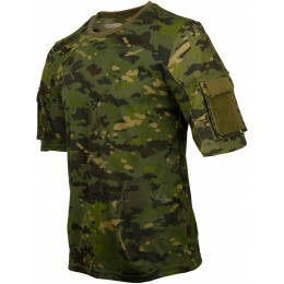Lancer Tactical Specialist Adhesion Arms T-Shirt - CAMO TROPIC