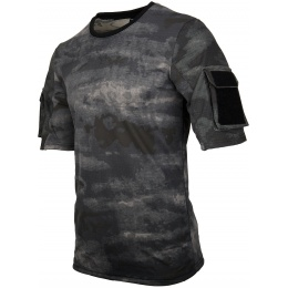 Lancer Tactical Specialist Adhesion Arms T-Shirt - SMOKE GRAY
