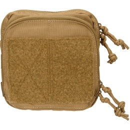 Mil-Spec Monkey Stealth Utility Admin Pouch - MARINE COYOTE
