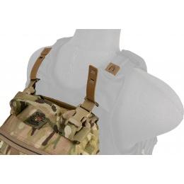 Mil-Spec Monkey Tactical MOLLE Adapt Backpack - MULTICAM