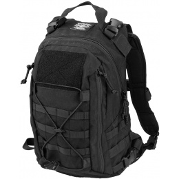 Mil-Spec Monkey Tactical MOLLE Adapt Backpack - BLACK