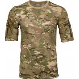 Lancer Tactical Specialist Adhesion Arms T-Shirt - CAMO DESERT