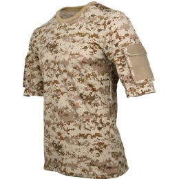 Lancer Tactical Specialist Adhesion Arms T-Shirt - DESERT DIGITAL