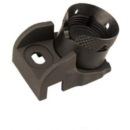 ICS Airsoft MX5 Tactical Rear Sight - BLACK