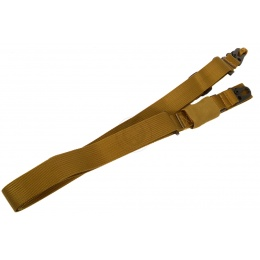 G-Force OpSpec Tactical 3-Point Adjustable CQB Sling Tan - [DT206T]